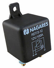Nagares RDT/3-12 Battery Discharge Protection Relay