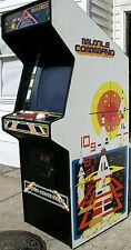 MISSILE COMMAND, CENTIPEDE & MILLIPEDE ARCADE WITH LOTS OF NEW PARTS-SHARP