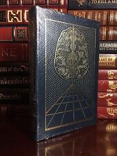 Easton Press Neuromancer ✎SIGNED✎ by WILLIAM GIBSON Sealed Leather Bound Gift