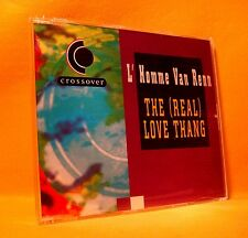 MAXI Single CD L'Homme Van Renn The (Real) Love Thang 3TR 1995 House