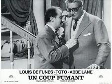 LOUIS DE FUNES TOTO, EVA E IL PENNELLO PROIBITO 1959 VINTAGE LOBBY CARD #11  R70