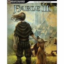 Fable II  Limited Edition Guide by BradyGames (Paperback, 2008)