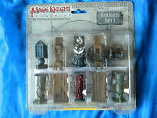 Mage Knight 3D Dungeons Artifacts set 1. NEW D&D mini RPG Castle terrain scenery