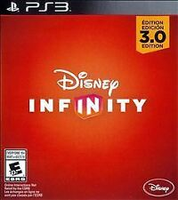 Disney Infinity 3.0 Edition RE-SEALED COMPLETE Sony PlayStation 3 PS PS3 GAME