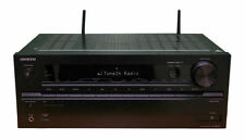 Onkyo TX-NR646 7.2-Channel Network A/V Receiver TXNR646 WIFI BLUETOOTH