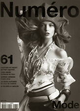 NUMERO #61 3/2005 DARIA WERBOWY Lily Donaldson JULIA STEGNER Iselin Steiro EXCLT