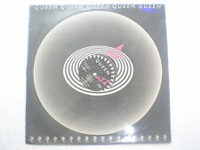 QUEEN JAZZ BLACK UNIQUE BICYCLE LABEL RARE LP record vinyl INDIA INDIAN 170 VG