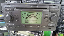 Ford Blaupunkt TravelPilot EX Radio CD Player Navigation, Sat Nav, rear aux in