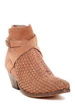 NIB ~ Free People 'Venture' Ankle Boot Adobe 10US/40EU $198