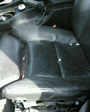 2004 - 07 BMW 525i Black Leather Front Driver Passenger Buckets Power Seats
