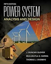 NEW - Power System Analysis and Design, Fifth Edition