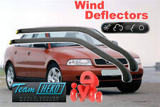 Audi A4 B5 1995-2001 Saloon/Estate Wind deflectors 2 pcs HEKO (10227) front door