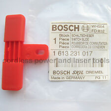 Bosch Forward/Reverse Switch Slide 11536VSR 3 611 J01 R10 SDS Drill 1613231017
