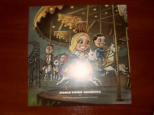 DIABLO SWING ORCHESTRA SING ALONG SONGS FOR THE DAMNED DELIRIOUS LP NEW SEALED