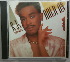 HOLD ON - R J'S LATEST ARRIVAL -  BRAND NEW FACTORY SEALED CD