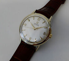 Vintage From 1959 Men's Omega Automatic 17 Jewels Watch, One Year Warranty 147