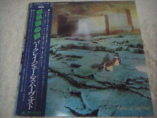 BARCLAY JAMES HARVEST-Turn Of The Tide JAPAN 1st.Press w/OBI Pink Floyd Genesis