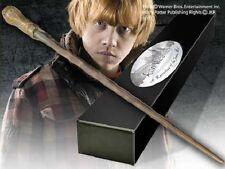 Harry Potter baguette magique RON WEASLEY edition personnage avec clip métal