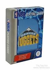 Denver Nuggets Logo Style Deck of Playing Cards NBA Basketball