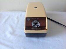 Vintage Panasonic KP-33N Electric Pencil Sharpener Point-O-Matic Light Auto Stop