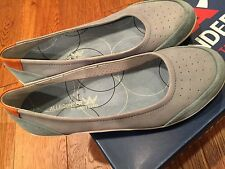 NWoB ALLROUNDER by Mephisto Casual COMFORT Flats w/Removable Insoles Size 6.5M