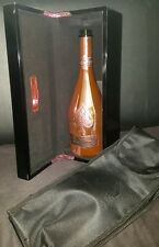 ACE OF SPADES ROSE CHAMPAGNE BOTTLE, BAG, AND CASE COMBO!!!