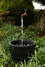 The Impossible Floating Tap Water Feature *GOLD* (Including Pump)