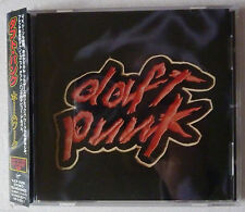 DAFT PUNK HOMEWORK CD Album JAPAN