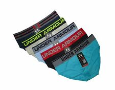 "NEW! AUTHENTIC UA MEN'S BRIEF UNDERWEAR (SIZE MEDIUM /W28-30"", PACK OF 5 PRS)"