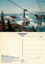 Canada - Grouse Mountain North Vancouver B.C. CABLEWAY (S-L XX150)