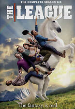 The League: The Complete Sixth 6th Season Six 6  (DVD, 2015, 2-Disc Set)  NEW