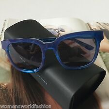 Marc by Marc Jacobs MMJ352-S Women's Sunglasses BlueTransparent Plastic Frame