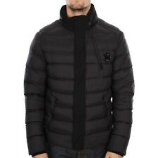 CP Company Ultralight Nylon Down Jacket In Black BNWT