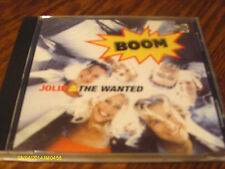 Jolie And The Wanted Boom CD Single 2000