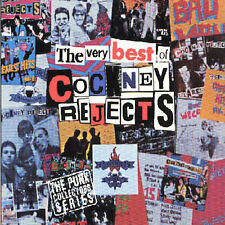 The Very Best of Cockney Rejects New CD