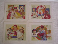 1983 PHILADELPHIA PHILLIES PETE ROSE  PEREZ - STEELE LITHOGRAPH  (30 Yrs.Old)