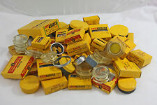 LARGE ASSORTMENT LOT OF VINTAGE KODAK FILTERS AND MORE (MANY NEW-SOME USED)
