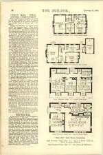 1927 Daily Mail Ideal Houses Competition Picton Riding Schaerer Mcmorran