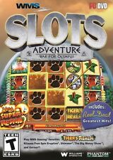 WMS Slots Adventure War For Olympus PC Games Windows 10 8 7 Vista XP Computer