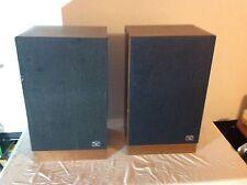 Pair of Cerwin Vega 28 P Floor Speakers