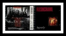FLESHCRAWL IMPURITY 1994 BLACK MARK SEANCE LUCIFERION CEMETARY GOREMENT ENTOMBED