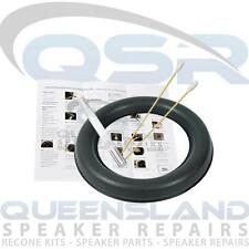 "10"" Foam Surround Repair Kit to suit JL Audio Speakers 10W7 (FS JL10W7)"