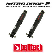 "96-04 Toyota Tacoma Nitro Drop 2 Front Shocks for 2"" Drop (Pair)"