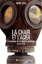 La chair et l'acier (French Edition)