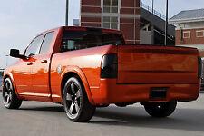 09-14 Dodge Ram 1500 Truck Street Scene Urethane Rear Bumper Roll Pan 950-70504
