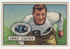 1951 BOWMAN ERNEST STAUTNER #96! NEAR MINT NM! STEELERS! HALL OF FAME! FREE SHIP