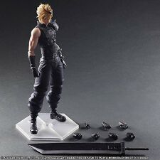 Square Enix Final Fantasy VII FF7 Remake Play Arts Kai No 1 Cloud Strife Figure