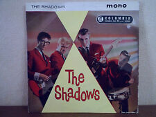 "EP 7"" THE SHADOWS - Mustang - VG/VG - COLUMBIA - SEG 8061 - UK"
