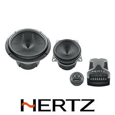 "HERTZ ENERGY ESK163L.5 6.5"" 16.5CM 375W WATT 3 WAY LARGE COMPONENT SPEAKERS KIT"
