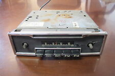 Becker Europa Vintage BC/FM Radio for Mercedes Porsche Ferrari #2 - Tested OK